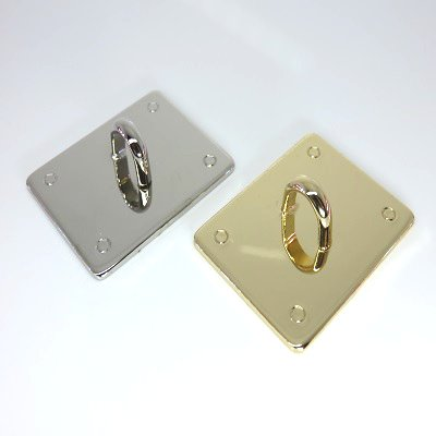 画像2: 鉄板リングパーツ 選べる全3色