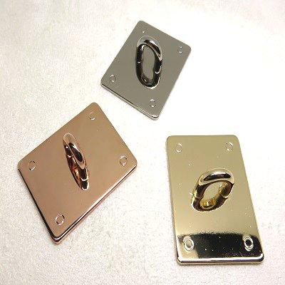 画像1: 鉄板リングパーツ 選べる全3色