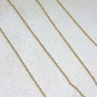 画像2: ゴールドチェーン1.2mm