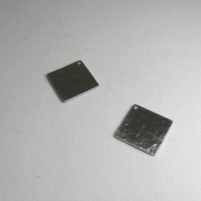 画像1: プレートパーツ 四角形SV